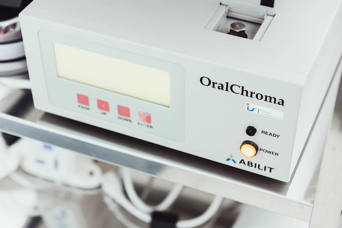 Clínica dental Bayona - Oralchroma